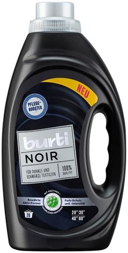 Burti Noir концентрированный гель для стирки черных и темных тканей (1.45)