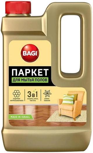 Bagi Паркет концентрированное средство для мытья полов (550 мл)