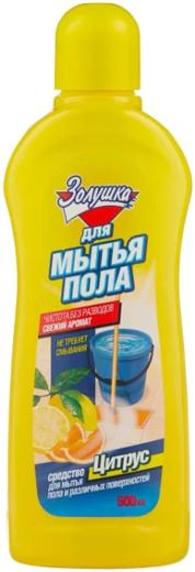 Золушка Цитрус средство для мытья пола (500 мл)