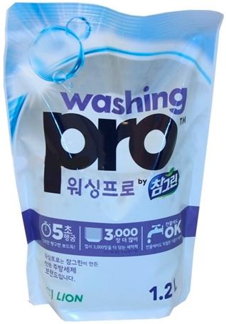 CJ Lion Washing Pro средство для мытья посуды (1.2 л)