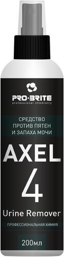 Pro-Brite Axel-4 Urine Remover средство против пятен и запаха мочи (200 мл)