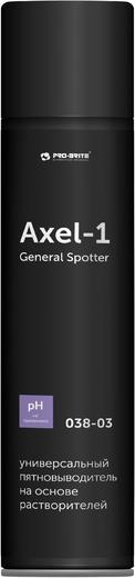 Pro-Brite Axel-1 General Spotter универсальный пятновыводитель на основе растворителей (300 мл)