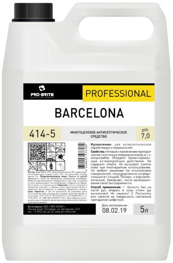 Pro-Brite Barcelona многоцелевое антисептическое средство (5 л)