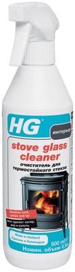 HG очиститель для термостойкого стекла (500 мл)