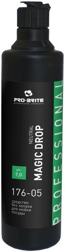Pro-Brite Magic Drop Neutral моющее средство без запаха для посуды (500 мл)