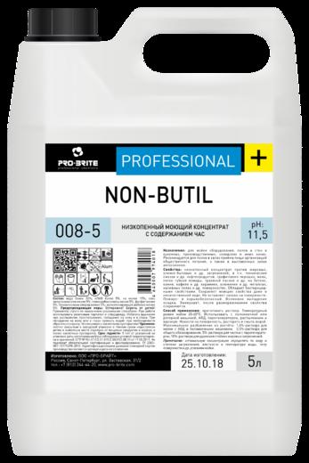 Pro-Brite Non-Butil низкопенный моющий концентрат с содержанием ЧАС (5 л)