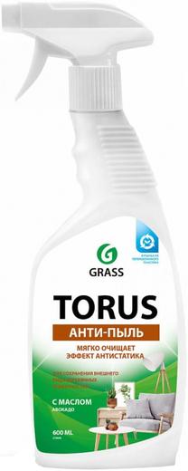 Grass Torus Анти-Пыль с Маслом Авокадо очиститель-полироль для мебели (600 мл)