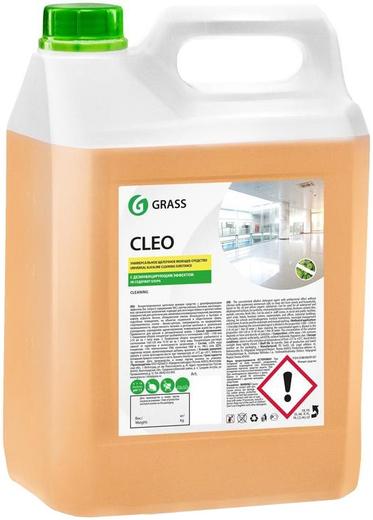 Grass Cleo универсальное щелочное моющее средство (5 л)