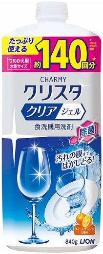 Lion Cristal гель для посудомоечных машин (420 г)