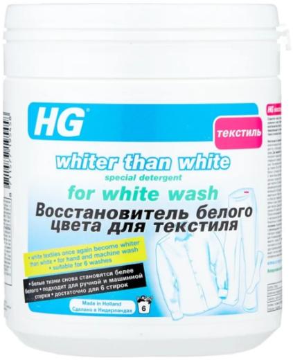 HG восстановитель белого цвета для текстиля (400 г)