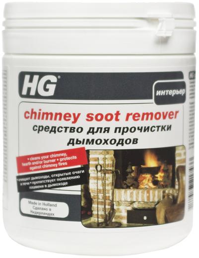 HG средство для прочистки дымоходов (500 г)