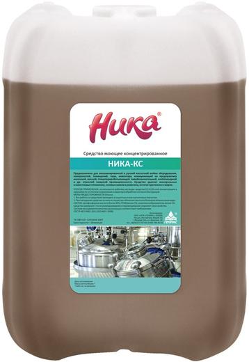 Ника КС средство моющее концентрированное (5 л)