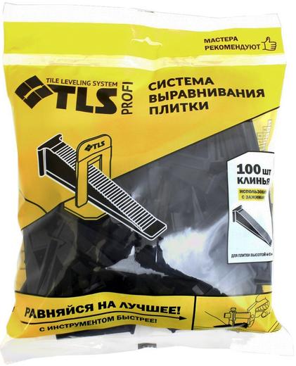 Система выравнивания плитки TLS Profi Клин (300 * 250 мм)