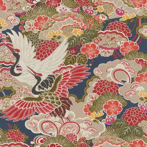 Rasch Kimono 409352 обои виниловые на флизелиновой основе 409352