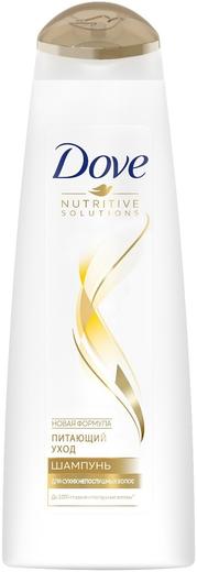 Dove Nutritive Solutions Питающий Уход шампунь для сухих непослушных волос (250 мл)
