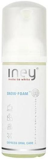 Сплат Iney Iney Snow-Foam пенка для полости рта отбеливающая (ополаскиватель 50 мл)