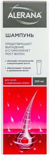 Алерана шампунь для сухих и нормальных волос (250 мл)