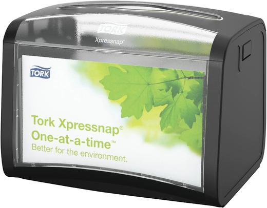 Tork Xpressnap Signature Line N4 диспенсер для салфеток настольный (272611)