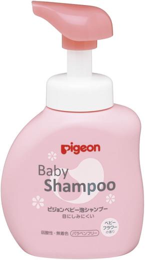 Pigeon Baby Shampoo шампунь-пенка для младенцев 0+ (300 мл)