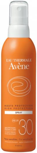 Avene Spray SPF спрей для тела солнцезащитный (200 мл) 50+