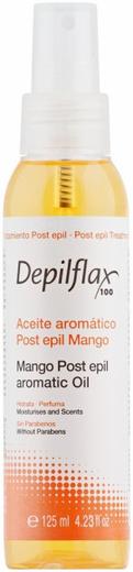 Depilflax 100 Mango Post Epil Aromatic Oil масло после депиляции спрей