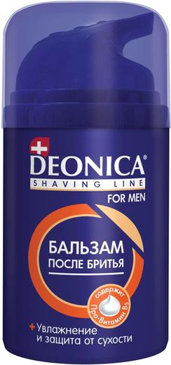 Деоника Shaving Line for Men Максимальная Защита бальзам после бритья