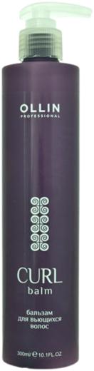 Оллин Professional Сurl Balm бальзам для вьющихся волос (300 мл)