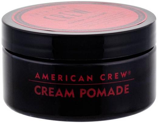 American Crew Cream Pomade крем-помада легкой фиксации с низким уровнем блеска