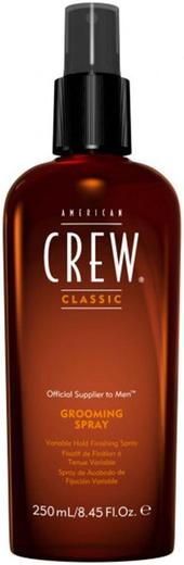 American Crew Grooming Spray спрей мужской для финальной укладки волос