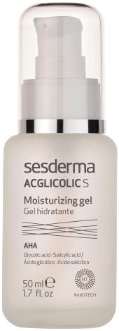 Sesderma Acglicolic S Moisturizing Gel гель для лица увлажняющий (50 мл)