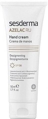 Sesderma Azelac RU SPF30 Hand Сream крем для рук депигментирующий (50 мл)