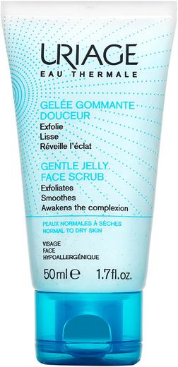 Урьяж Gelee Gommante Douceur скраб для лица мягкий (50 мл)