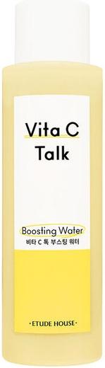 Etude House Vita C Talk Boosting Water вода осветляющая с витамином С (150 мл)