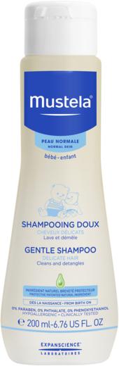 Мустела Bebe-Enfant Gentle Shampoo Delicate Hair мягкий шампунь для детских волос