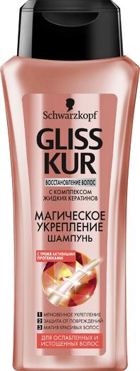 Gliss Kur Магическое Укрепление шампунь для ослабленных волос (250 мл)