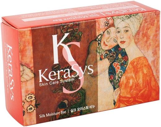 Kerasys Silk Moisture Bar косметическое мыло для сухой кожи (100 г)