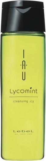 Lebel IAU Lycomint Cleansing Icy шампунь для волос охлаждающий антиоксидантный (200 мл)