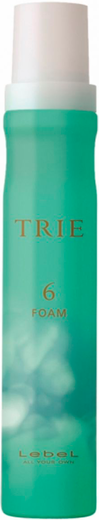 Lebel Trie Foam 6 пенка для укладки волос (200 мл)
