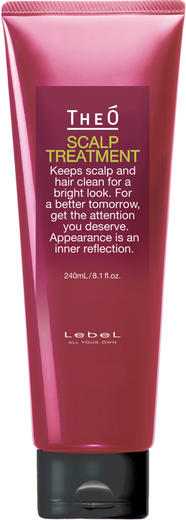 Lebel Theo Scalp Treatment крем-уход для волос и кожи головы (240 мл)