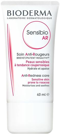 Биодерма Sensibio AR крем успокаивающий для чувствительной кожи лица (40 мл)