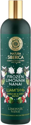 Natura Siberica Frozen Limonnik Nanai Энергия и Рост Волос шампунь для ослабленных и поврежденных волос (400 мл)