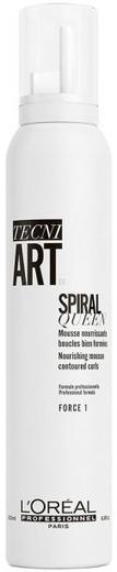 Лореаль Professionnel Tecni Art Spiral Queen мусс для контурирования кудрей (200 мл)