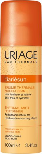 Урьяж Bariesun Brume Thermale Autobronzante спрей-автобронзант термальный (100 мл)