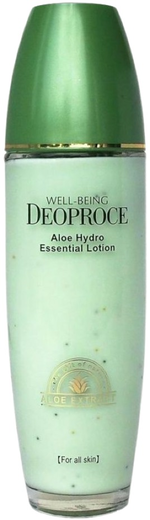 Deoproce Well-Being лосьон для тела с экстрактом алоэ для всех типов кожи (50 мл)