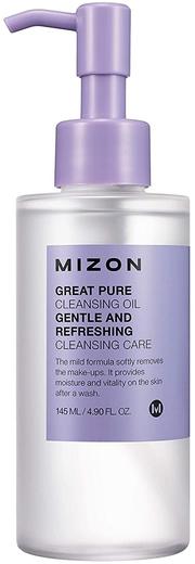 Mizon Great Pure Cleansing Oil масло гидрофильное для снятия макияжа (145 мл)