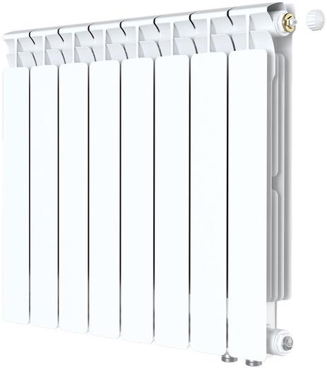 Рифар Alp Ventil 500 радиатор биметаллический секционный (80 мм*575 мм*75 мм) 161 Вт