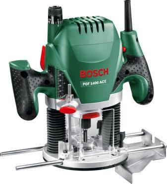 Bosch POF 1400 ACE фрезер по дереву 6 мм 8 мм