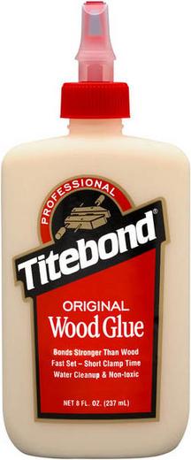 Titebond Original Wood Glue клей для дерева оригинальный (237 мл)