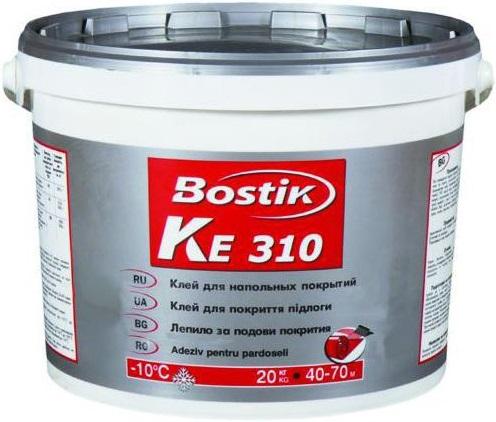 Bostik KE 310 клей для напольных покрытий экономичный (20 кг)