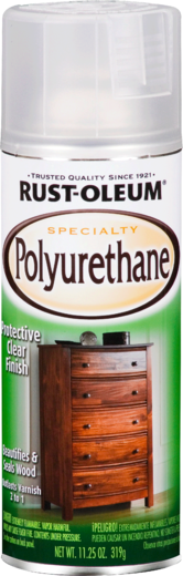 Rust-Oleum Specialty Polyurethane покрытие полиуретановое для дерева и металла (319 мл)